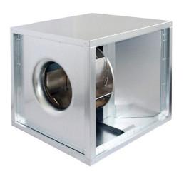 Abluftbox, Motor außerhalb Luftstroms, 700 x 700 x 700 mm, 4300 m3/h