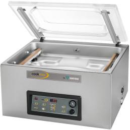 Vakuumierer 21 m³/h mit Dampfsensor / Kammer 520 x 406 x 180 mm