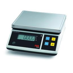Elektronische Portionswaage, bis 30 kg, Netzbetrieb