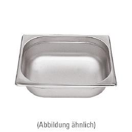 GN-Behälter, GN 1/2, 325 x 265 x 40 mm, Edelstahl