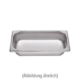 GN-Behälter, GN 1/3, 325 x 176 x 100 mm, Edelstahl