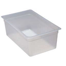 Frischhaltebox, GN 1/1, 530 x 325 x 200 mm, Polypropylen transparent