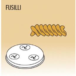 Matrize Fusili, für Nudelmaschine 516002 bis 516004