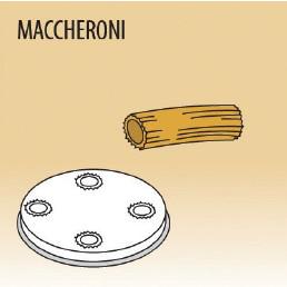 Matrize Maccheroni, für Nudelmaschine 516002 bis 516004