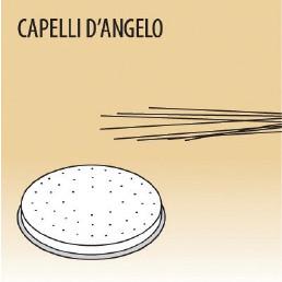 Matrize Capelli D'Angelo, für Nudelmaschine 516002 bis 516004