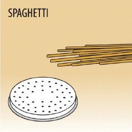 Matrize Spaghetti alla Chitapppa, für Nudelmaschine 516002 bis 516004