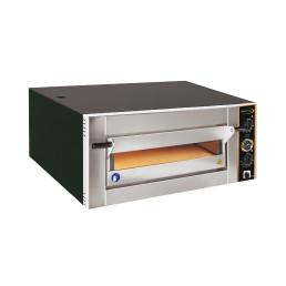 Pizzaofen, 1 Backkammer für 4 Pizzen ø 300 mm