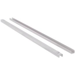 Schienen Paar für Kühl- und TKschränke GN 2/1 621081 - 621084, 622059 - 622060
