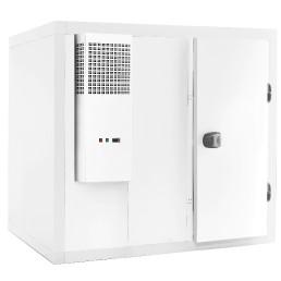 Tiefkühlaggregat für Kühlzelle 661046