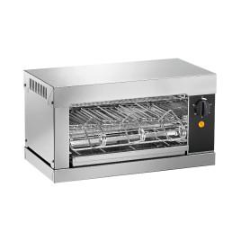 Toaster mit Timer, 1 Heizebene