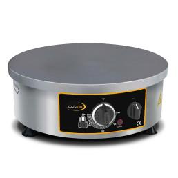 Elektro-Crepiere, rund, 1 Backfläche ø 400 mm