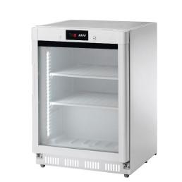 Tiefkühlschrank weiß 140 l 600 x 600 x 855 mm