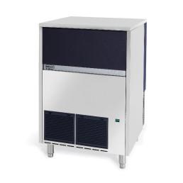 Flockeneisbereiter, 155 kg/24 h, 55 kg Eisvorratsbehälter