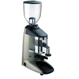 Kaffeemühle für Espressokaffee, mit Zählwerk, automat. Mahlung mit Autostop
