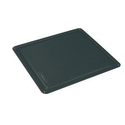 Multibackplatte GN 2/3 / Edelstahl beidseitig beschichtet