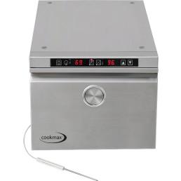 Heißhalte- / Niedrigtemperatur-Gargerät 4 x GN 1/1 Einschubhöhe 65 mm