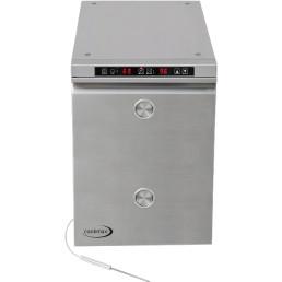 Heißhalte- und Niedrigtemperaturgargerät 6 x GN 1/1 mit Kerntemperatursteuerung