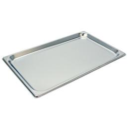 GN-Behälter, GN 1/1, 530 x 325 x 20 mm, Edelstahl