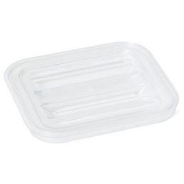 GN-Deckel, GN 1/6, Polycarbonat transparent, für GN-Behälter