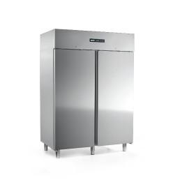 Tiefkühlschrank 1400 l GN 2/1 für Zentralkühlung mit Beleuchtung