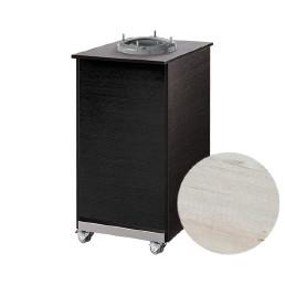 Tellerspender unbeheizt Hemlock für max. 60 Teller bis Ø 338 mm
