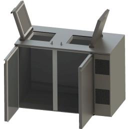 Konfiskatkühler für 2 x 120 bzw. 2 x 240 l