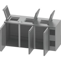 Konfiskatkühler für 3 x 120 bzw. 3 x 240 l