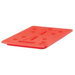 Wärmeplatte für Wärmeboxen 90971005 bis 90971008