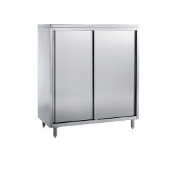 Geschirrschrank mit Schiebetüren 1400 x 600 x 2000 mm