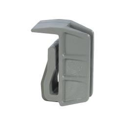 NORM 20 - Aluminium-Eckverbindungs-Set für Aluminiumregale 932019 bis 932024