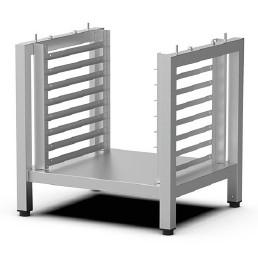 Untergestell hoch für EVEREO 600, GN 1/1 mit Einhängegestell 8 x GN 1/1