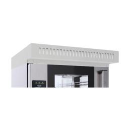 Haube mit Aktivkohlefilter für Heißluftöfen 460 x 330 TOUCH, GO
