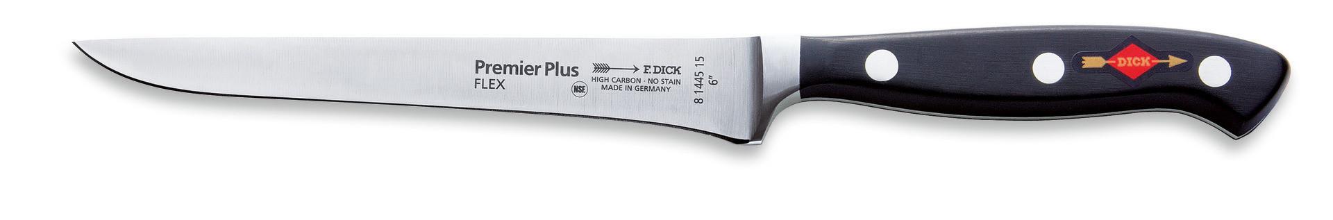 Premier Plus, Ausbeinmesser Klingenlänge 150 mm flexibel