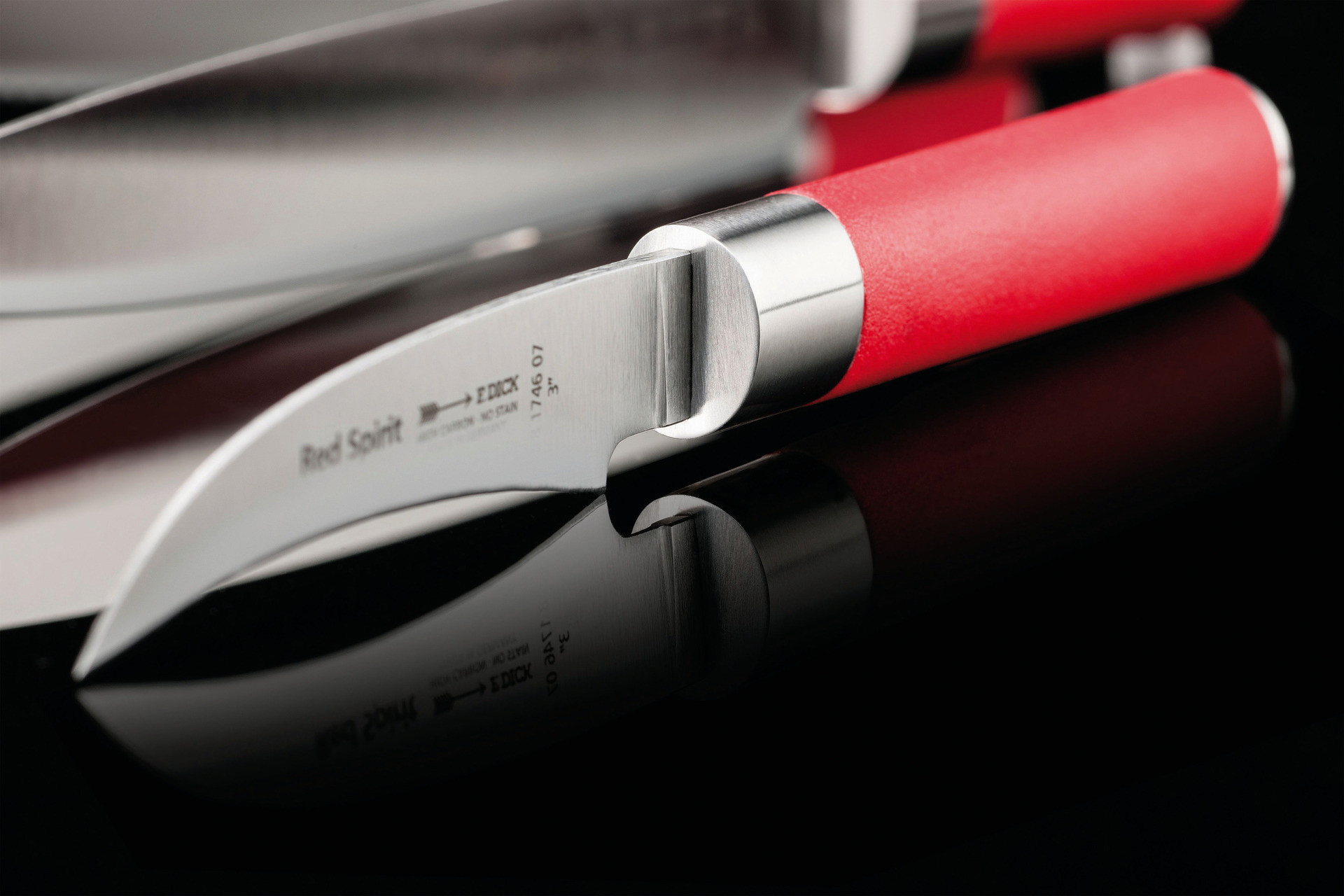 red spirit chinesisches kochmesser slicing klingenl nge 180 mm pentagast. Black Bedroom Furniture Sets. Home Design Ideas