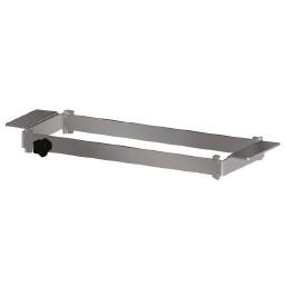 Schiene regulierbar 375-650 mm für Kesselhalterung