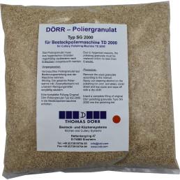 Original Dörr-Poliergranulat SG 2000 für TD 2000