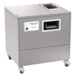 Besteckpoliermaschine 8000 Besteckteile/h / 750 x 690 x 790 mm