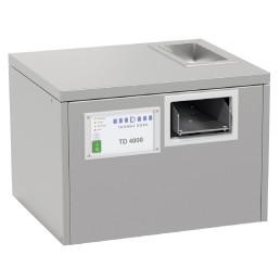 Besteckpoliermaschine 4000 Besteckteile/h / 600 x 540 x 455 mm