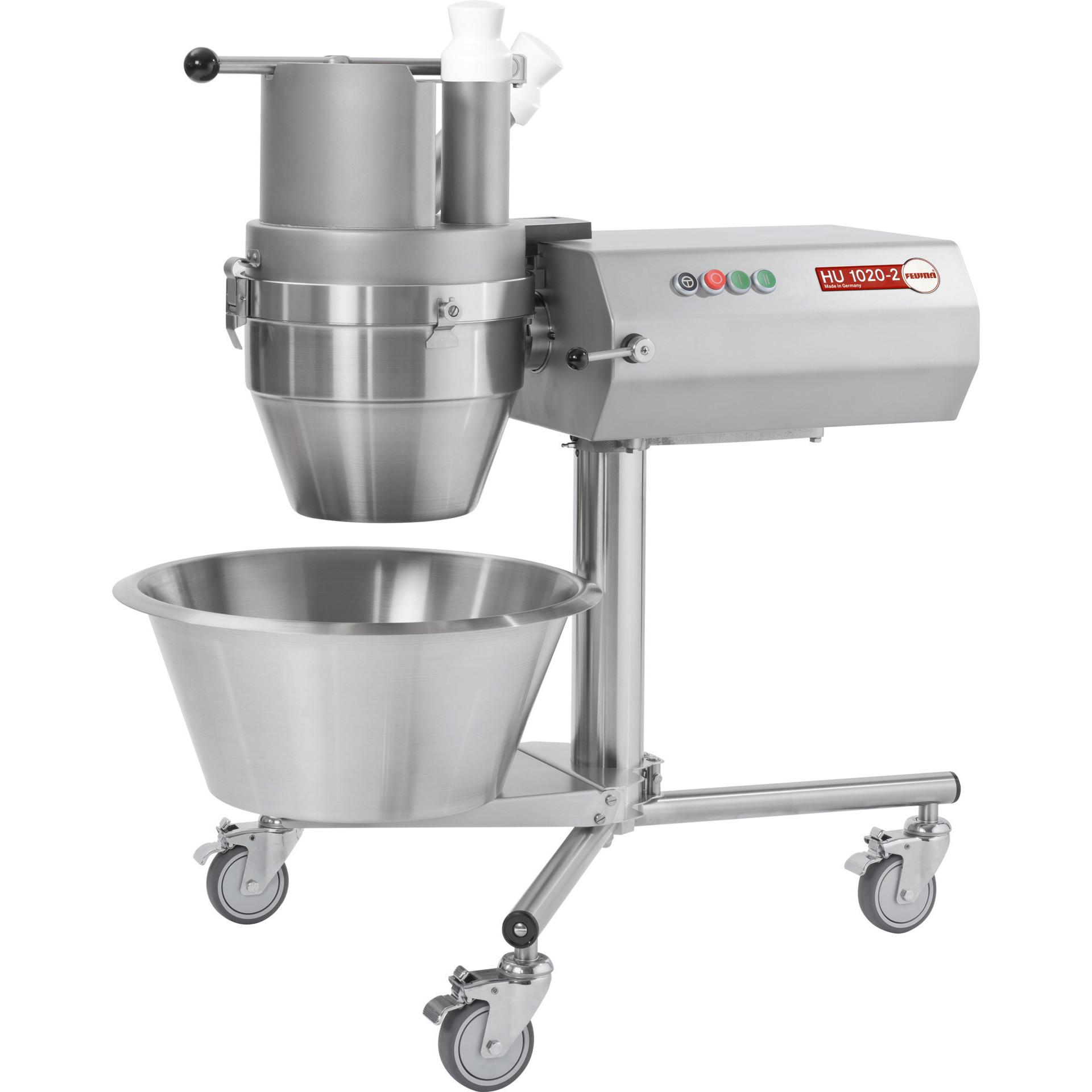 Universal Küchenmaschine HU 1020-2 mit Antriebseinheit AE 20-2