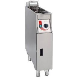 Elektro-Fritteuse 1 x 9,00 l / Füllmenge Korb 1,25 kg