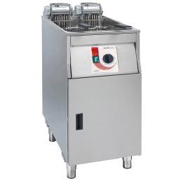 Elektro-Fritteuse 1 x 20,50 l / Füllmenge Korb 2,50 kg