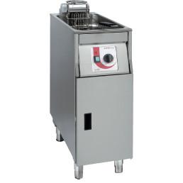 Elektro-Fritteuse 1 x 14,00 l / Füllmenge Korb 1,50 kg