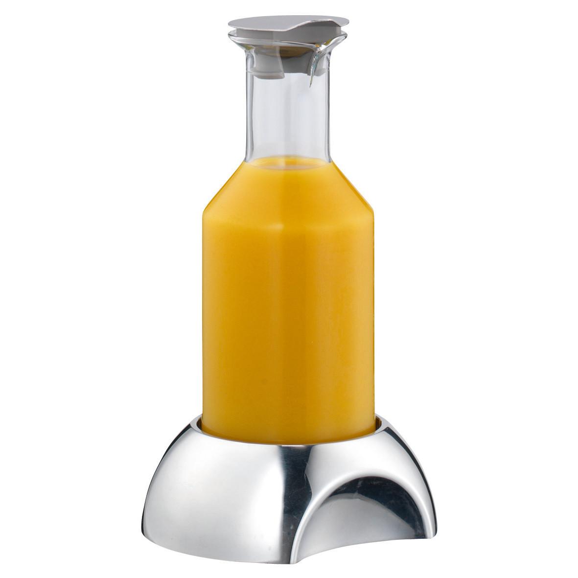 Getränke-Set Carafine mit Standfuß + Glaskaraffe 1,20 l / 170 x 154 ...