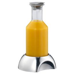 Getränke-Set Carafine mit Standfuß + Glaskaraffe 1,20 l / 170 x 154 x 300 mm