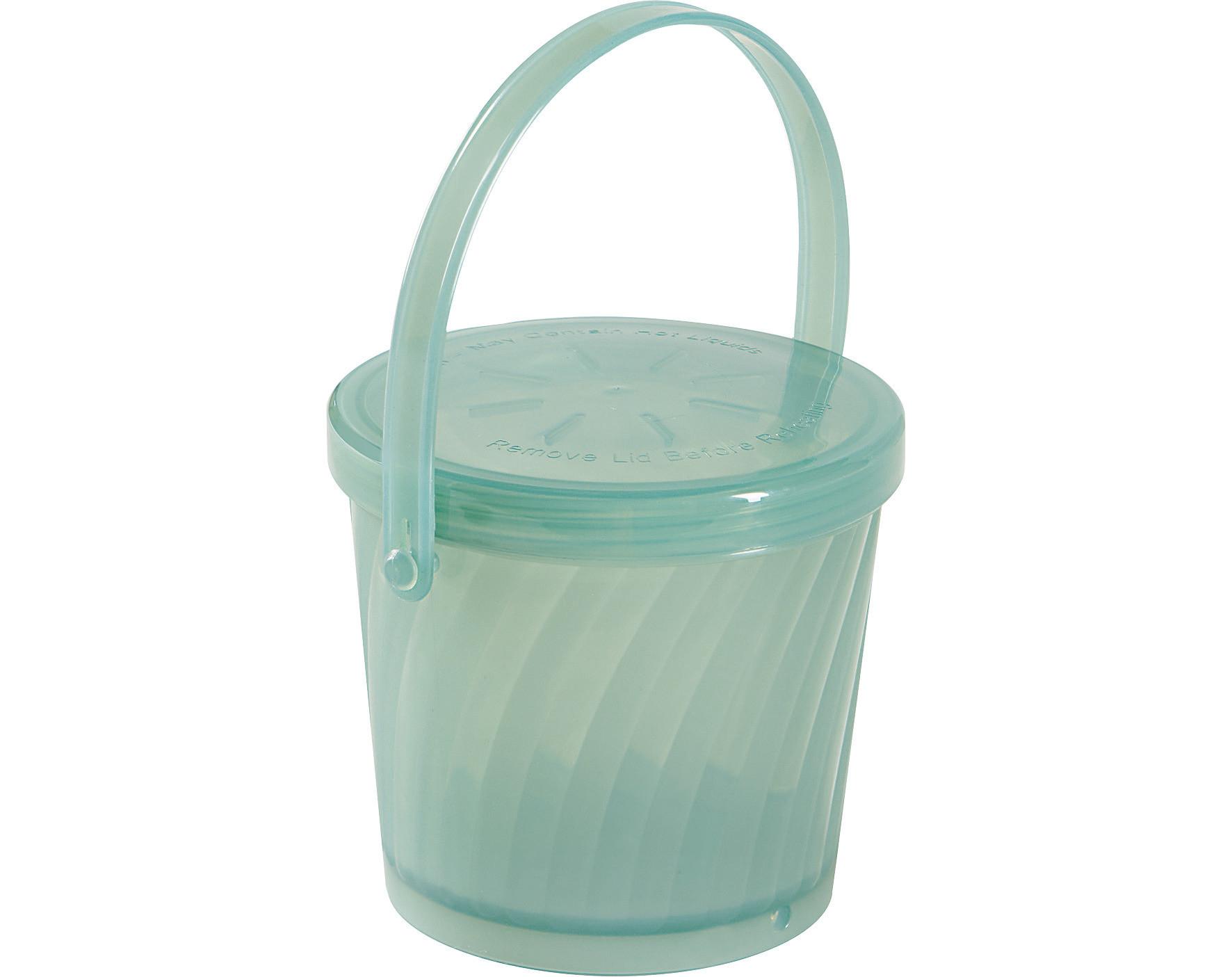Suppenbehälter (groß) 0,47 l / 108 x 108 x 95 mm jadegrün