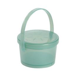 Suppenbehälter (klein) 0,36 l / 108 x 108 x 70 mm jadegrün