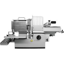 Vollautomatische Aufschnittmaschine ø 300 mm / 230 V / VA802 /Schneidautomat/500W