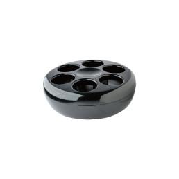 Pure, Flaschenkühler 300 x 300 x 109 mm schwarz