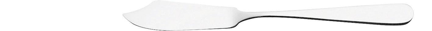 Carlton, Fischmesser 200 mm versilbert