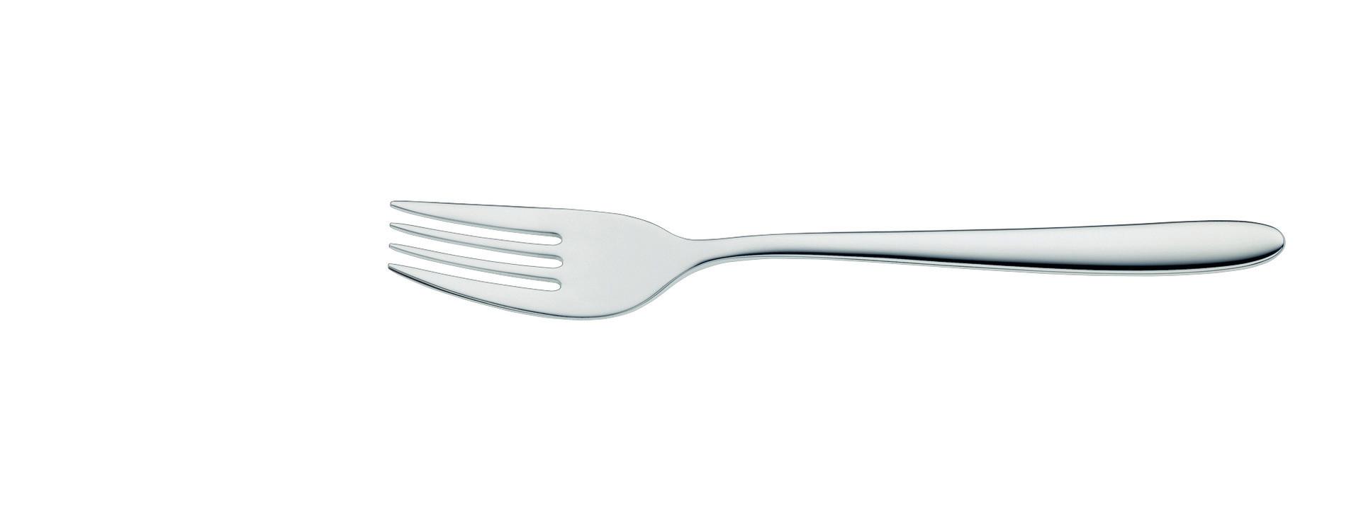 Ecco, Vorspeisen- / Dessertgabel 4-zinkig 157 mm